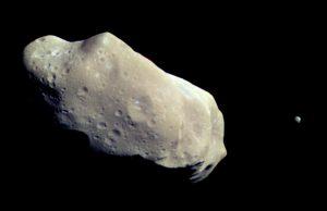 Asteroid 243 Ida and Dactyl