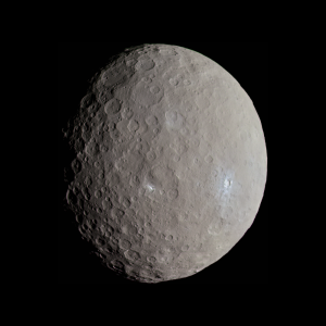 Asteroid 1 Ceres