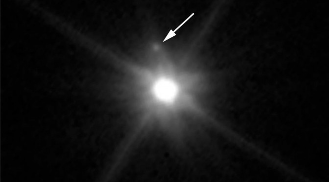 Moon discovered orbiting dwarf planet Makemake