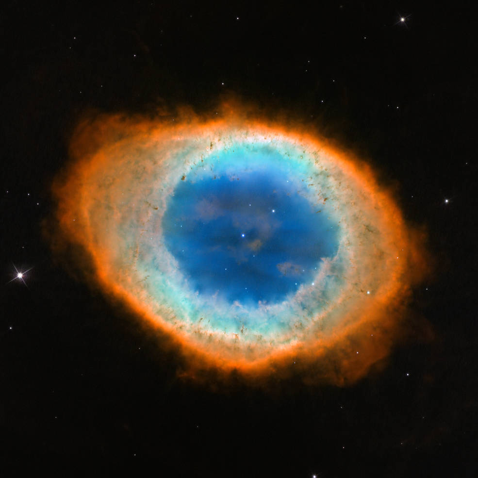 The Ring Nebula (M57)